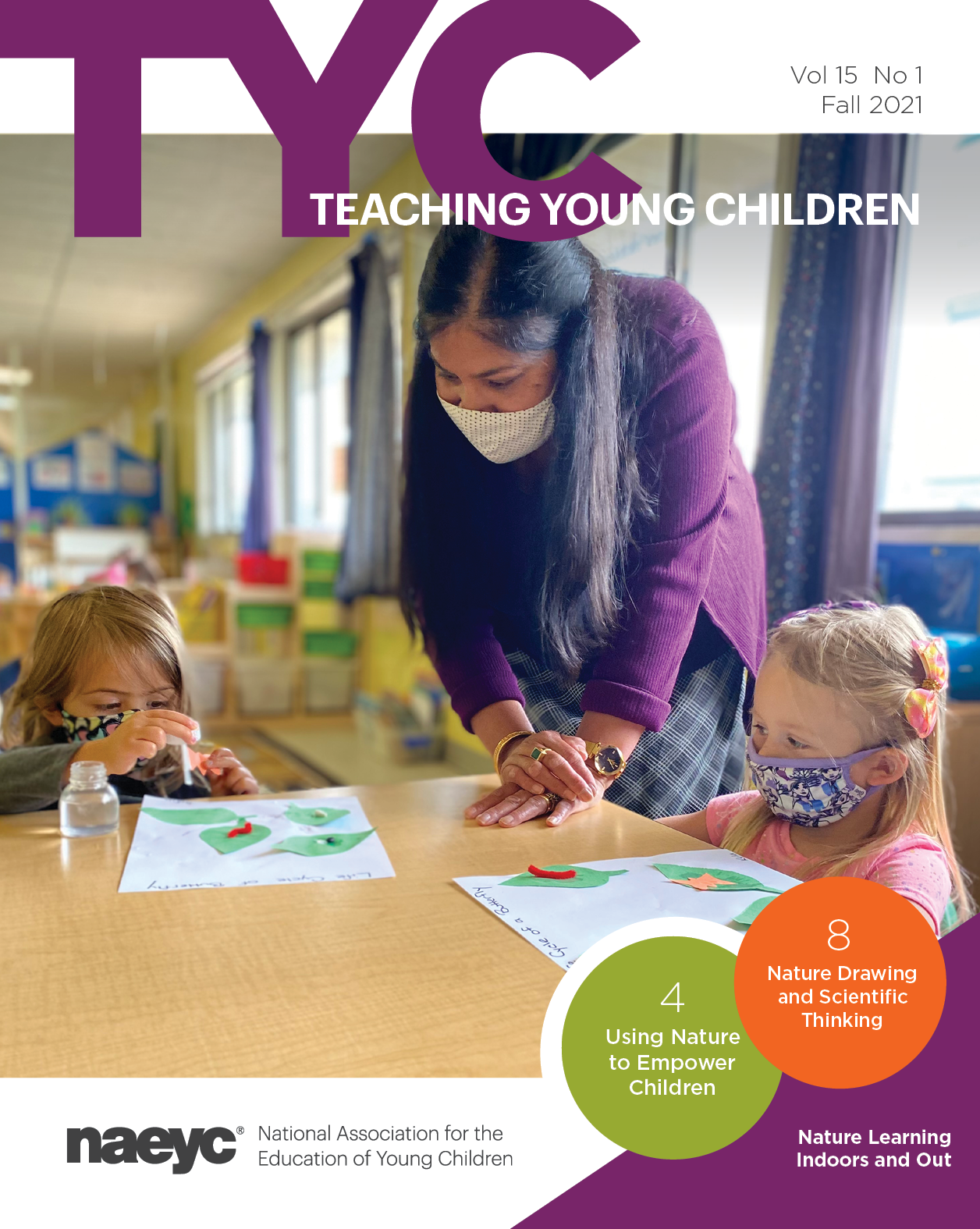 Teaching Young Children Vol. 14 #5 *All Sales are Final