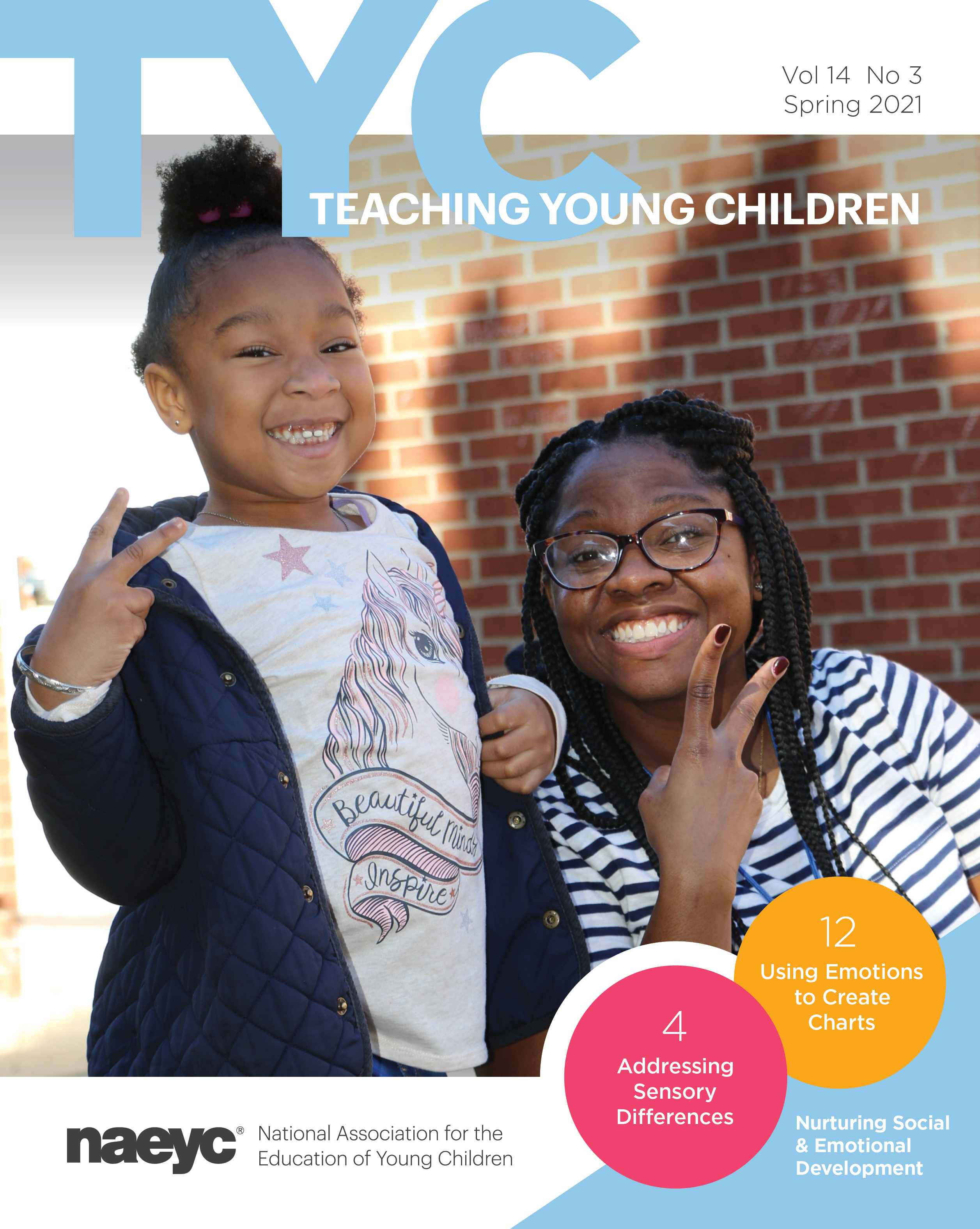Teaching Young Children Vol. 14 #3 *All Sales are Final