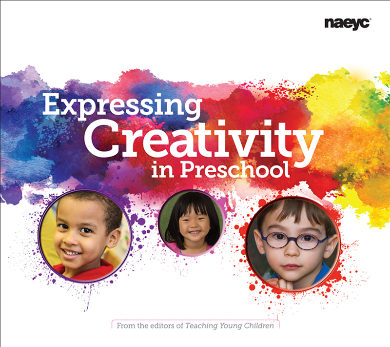 Expressing Creativity in Preschool