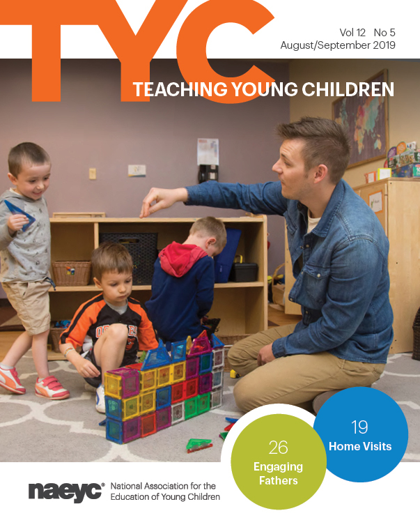 Teaching Young Children Vol. 12 #5 *All Sales are Final