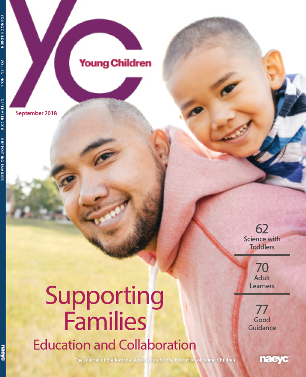 Young Children Journal - September 2018 *All Sales are Final