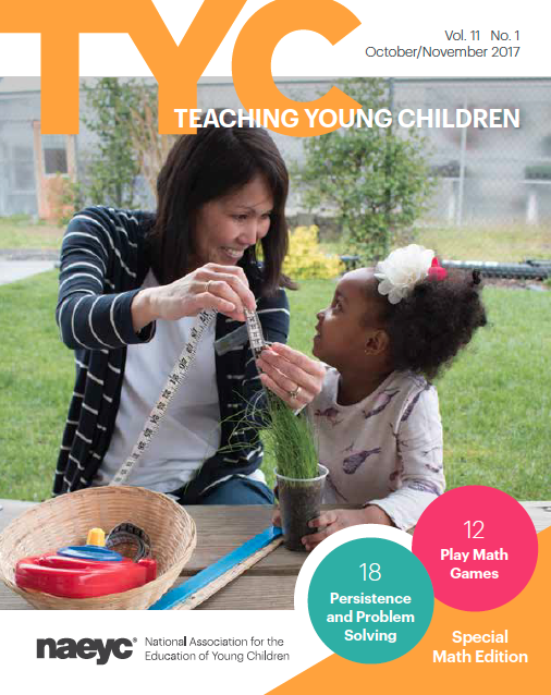Teaching Young Children Vol. 11 #1 *All Sales are Final