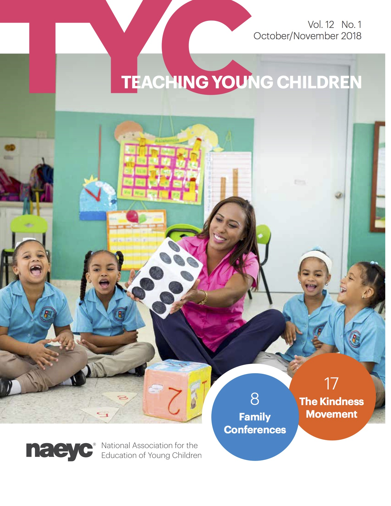 Teaching Young Children Vol. 12 #1 *All Sales are Final