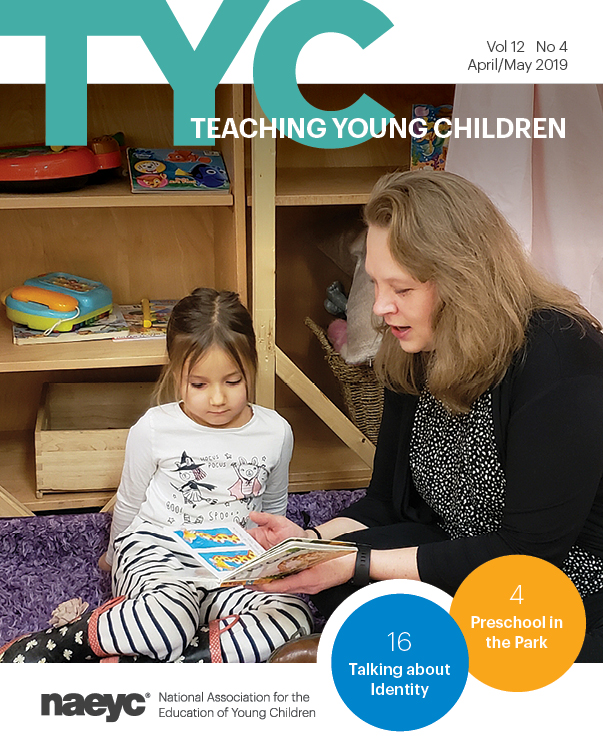 Teaching Young Children Vol. 12 #4 *All Sales are Final