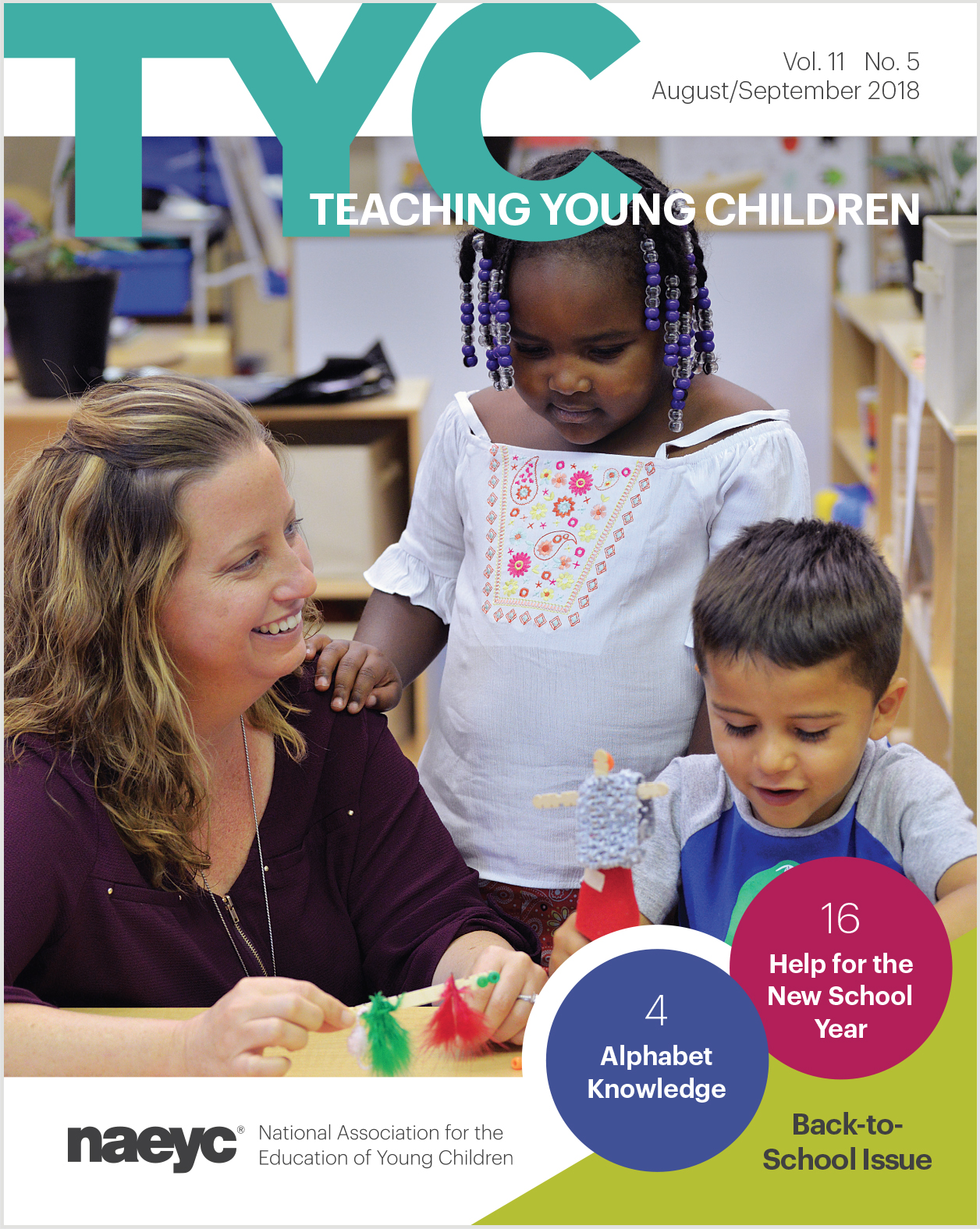 Teaching Young Children Vol. 11 #5 *All Sales are Final